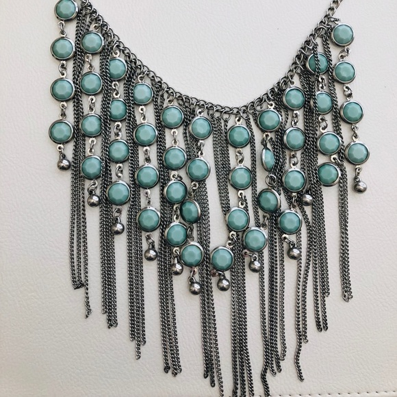 Jewelry - Turquoise Statement Necklace